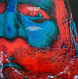 <i>Blue Moses</i> 1972 studio album by Randy Weston