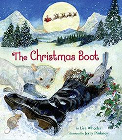 <i>The Christmas Boot</i>