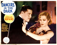 <i>Dancers in the Dark</i> 1932 film by David Burton