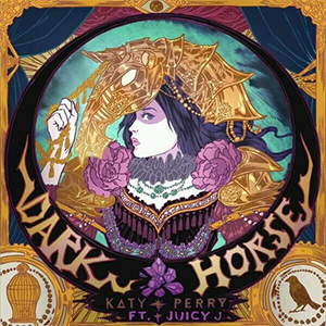 Katy Perry featuring Juicy J — Dark Horse (studio acapella)