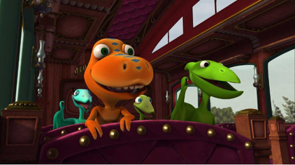Image Result For Dinosaur Train Coloring