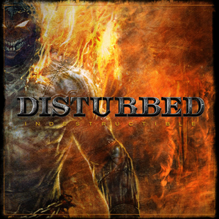 Indestructible (Disturbed song) single by Disturbed
