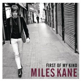 <i>First of My Kind</i> 2012 EP by Miles Kane