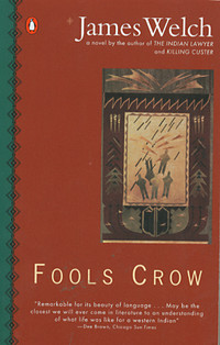 Cover of Fools Crow.