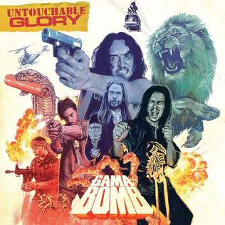<i>Untouchable Glory</i> 2015 studio album by Gama Bomb