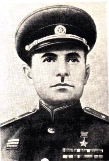 Hazi Aslanov Soviet officer