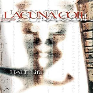 <i>Halflife</i> (EP) 2000 EP by Lacuna Coil