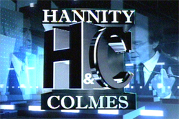 <i>Hannity & Colmes</i> US television program