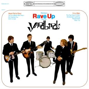 <i>Having a Rave Up with The Yardbirds</i> 1965 studio album / live album by the Yardbirds