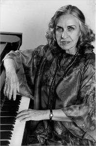 Jane Jarvis American jazz pianist