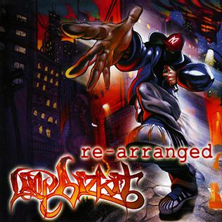 Re-Arranged 1999 single by Limp Bizkit
