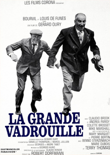 1966 French comedy film directed by Gérard Oury