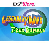 Legendary Wars - T-Rex Rumble Coverart.png