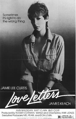 File Love letters movie poster 1984