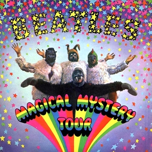 <i>Magical Mystery Tour</i> 1967 EP and soundtrack by the Beatles