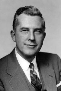 Robert B. Meyner Governor of New Jersey