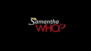 <i>Samantha Who?</i> American television sitcom