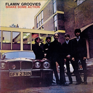 <i>Shake Some Action</i> 1976 studio album by Flamin Groovies