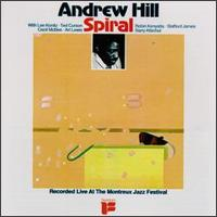 <i>Spiral</i> (Andrew Hill album) album by Andrew Hill