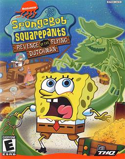 скачать игру spongebob revenge of the flying dutchman