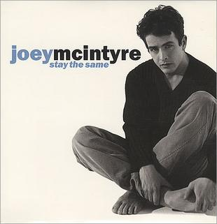 joey mcintyre stay the same lyrics