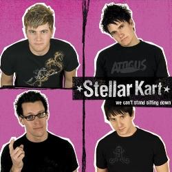 <i>We Cant Stand Sitting Down</i> album by Stellar Kart
