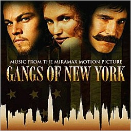 <i>Gangs of New York: Music from the Miramax Motion Picture</i> 2002 soundtrack album by Various Artists