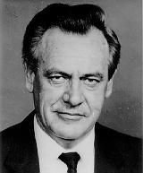 János Szabó(Minister of Agriculture) Hungarian jurist