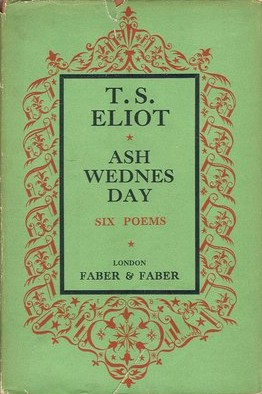 File:T.S. Elliot Ash Wednesday Cover.jpg