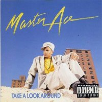 <i>Take a Look Around</i> (album) 1990 studio album by Master Ace