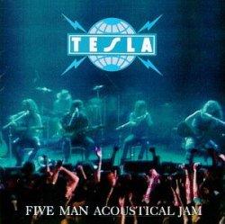 <i>Five Man Acoustical Jam</i> 1990 live album by Tesla
