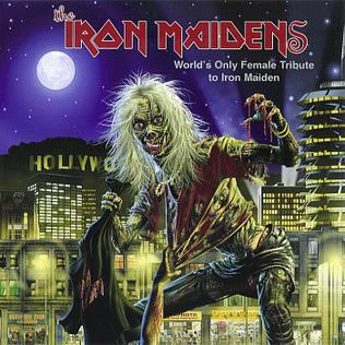 <i>Worlds Only Female Tribute to Iron Maiden</i> album by The Iron Maidens