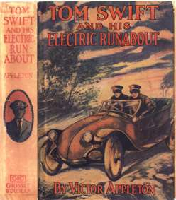 Tom Swift And His Electric Runabout Wikipedia