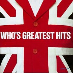 <i>Whos Greatest Hits</i> 1983 greatest hits album by The Who