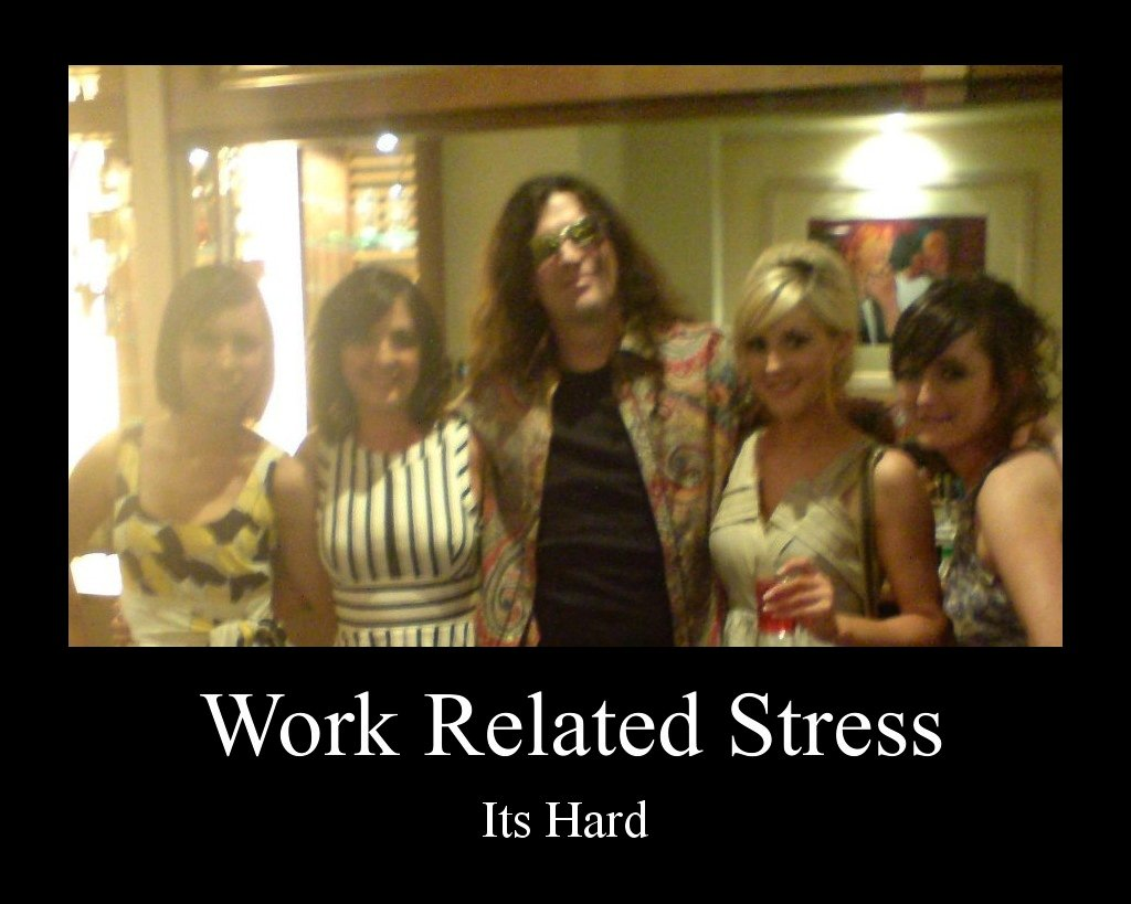 work related stress It activates the stress hormone and, if chronic, wears down confidence, concentration and well-being she advises that you identify the aspects of the situation you can control and aspects you can't.