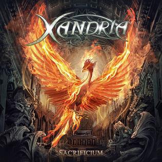 <i>Sacrificium</i> (Xandria album) 2014 studio album by Xandria
