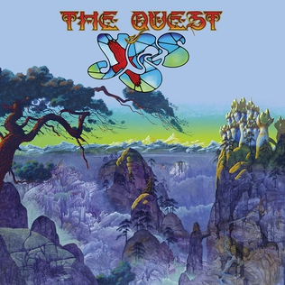 <i>The Quest</i> (Yes album) 2021 studio album by Yes
