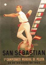 1952 Basque Pelota World Championships