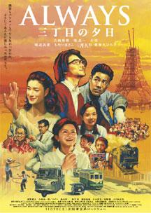 <i>Always: Sunset on Third Street</i> 2005 Japanese film