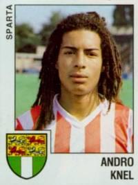 Andro Knel Dutch footballer