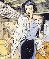 Ashley Kafka, as she appears in a comic book.png