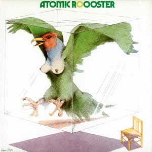 <i>Atomic Roooster</i> 1970 studio album by Atomic Rooster