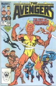 firelord comics wikipedia