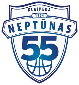 BC Neptūnas basketball club from Klaipėda, Lithuania