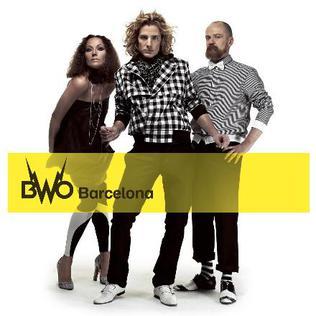 Barcelona (BWO song) 2008 single by BWO
