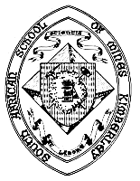 The badge of the South African School of Mines