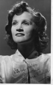 Barbara Mullen Television actress