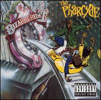 Bizarre Ride II the Pharcyde album cover