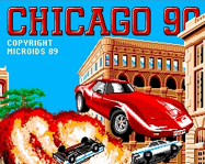 Chicago 90 title screen