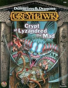 <i>Crypt of Lyzandred the Mad</i>